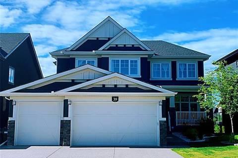 House for sale at 39 Aspen Vista Wy Southwest Calgary Alberta - MLS: C4254446