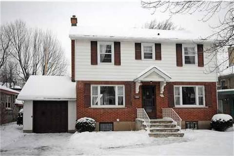 House for sale at 39 Avenue Rd Ottawa Ontario - MLS: 1156464