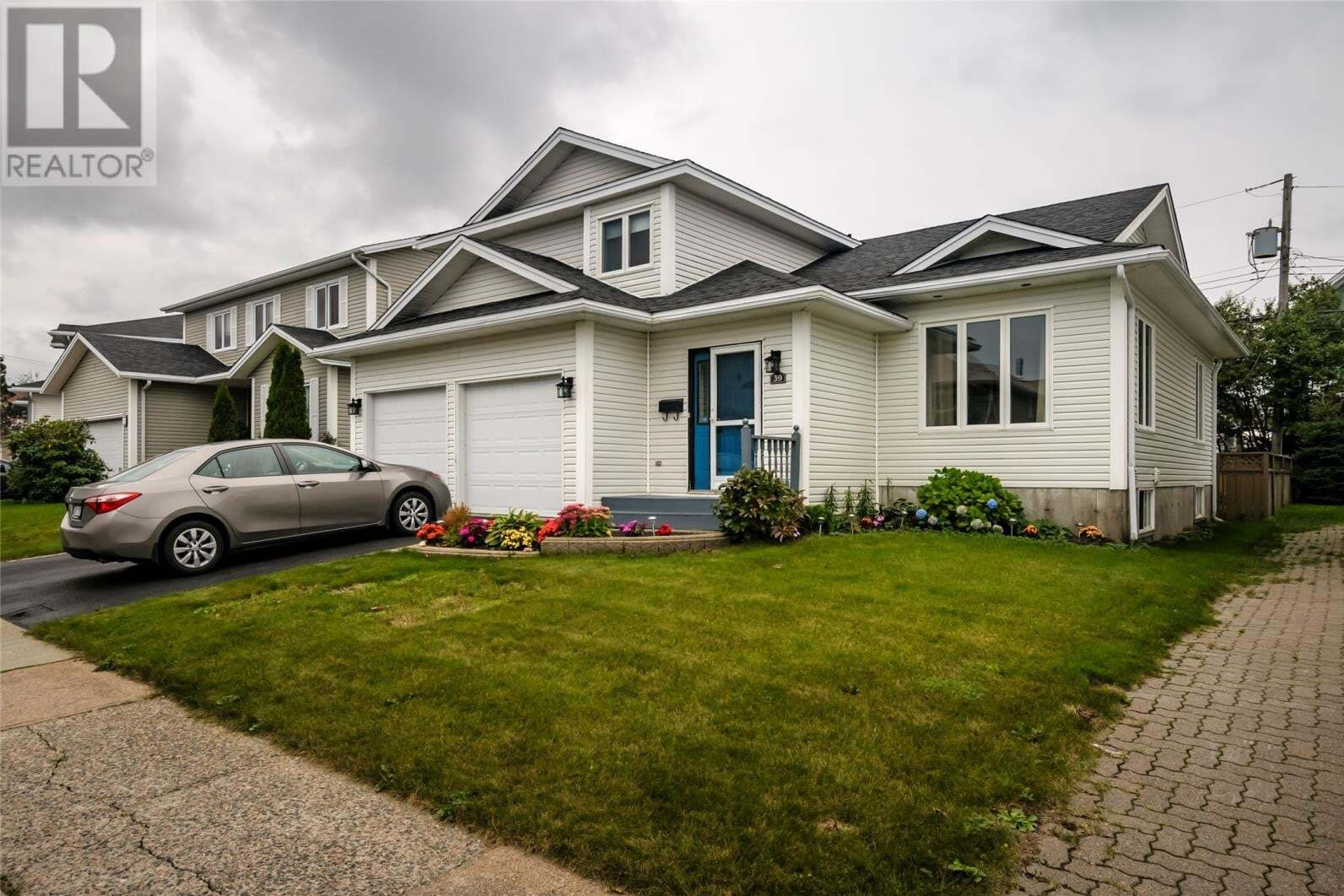 House for sale at 39 Baker St St. John's Newfoundland - MLS: 1222166