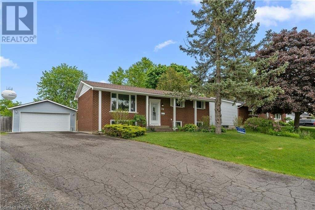 House for sale at 39 Bakers Ln Amherstview Ontario - MLS: 263357