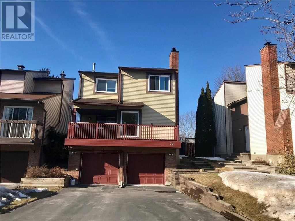 House for rent at 39 Banner Rd Ottawa Ontario - MLS: 1180225