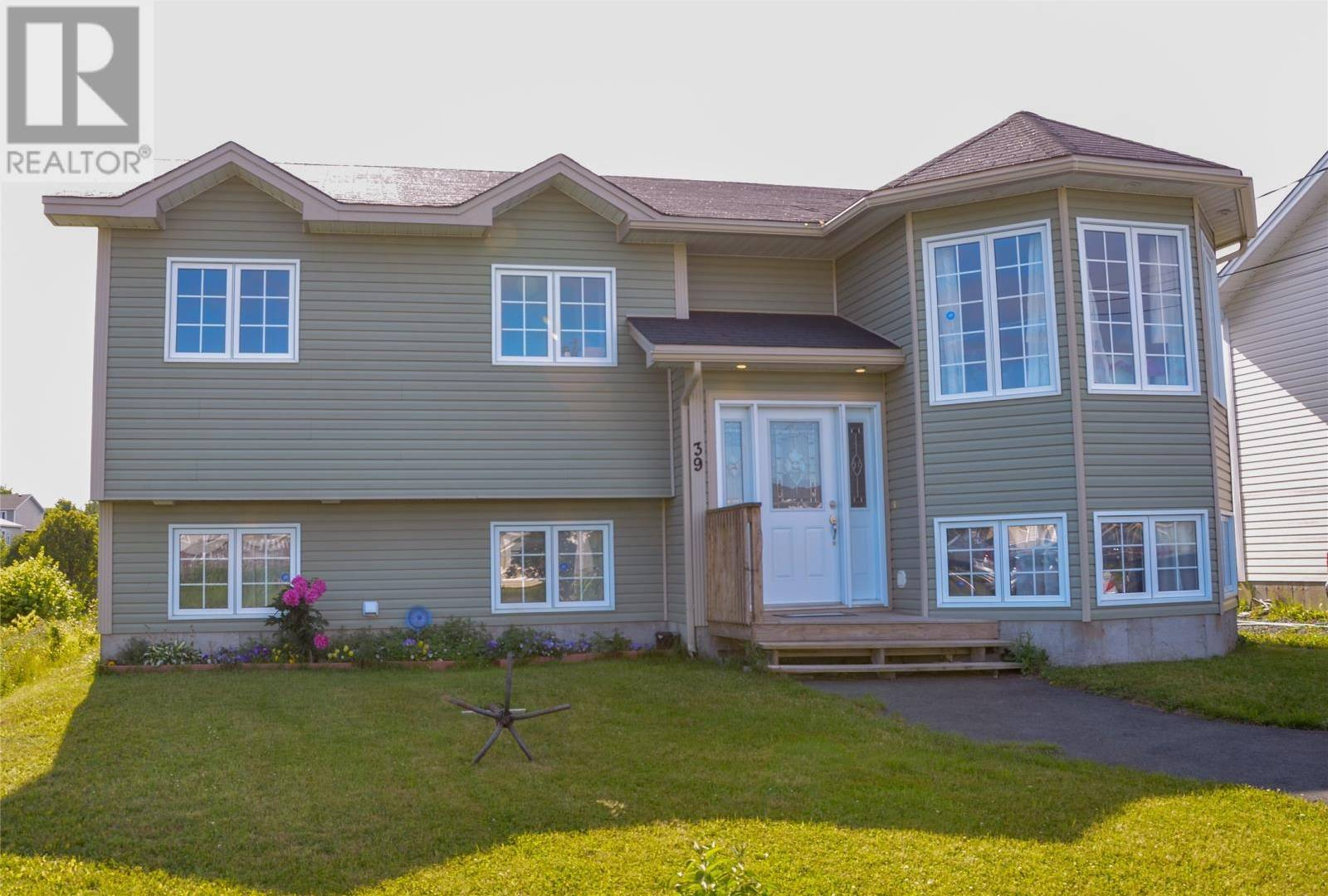 House for sale at 39 Barnacle Rd Conception Bay South Newfoundland - MLS: 1205483