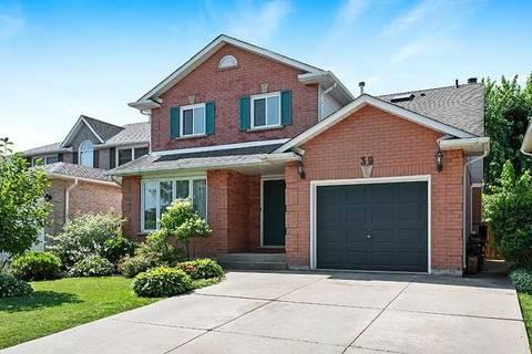 House for sale at 39 Beachgrove Cres Hamilton Ontario - MLS: X4536030