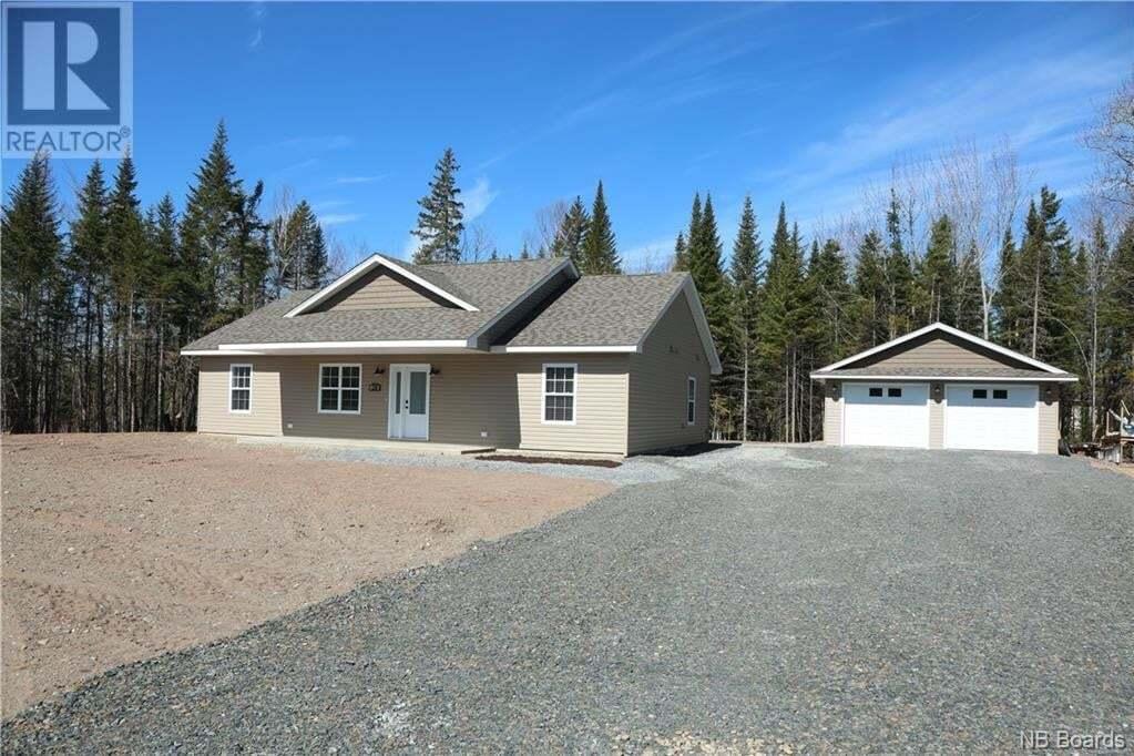 House for sale at 39 Beaumont Hamel Dr Rusagonis New Brunswick - MLS: NB042817