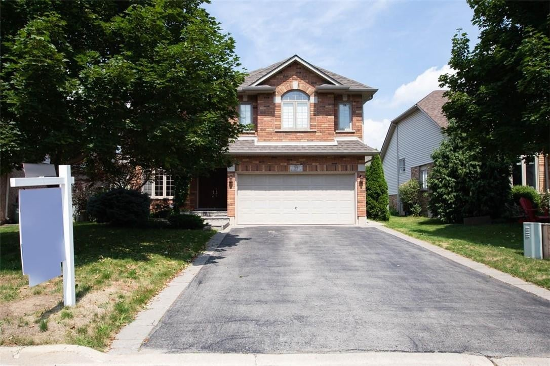 House for sale at 39 Blasdell Ct Ancaster Ontario - MLS: H4085037