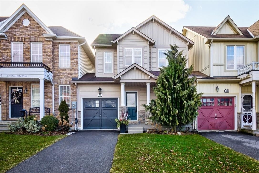 House for sale at 39 Blue Sky Tr Waterdown Ontario - MLS: H4072109