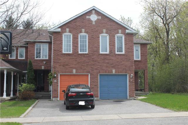 For Sale: 39 Booth Crescent, Ajax, ON | 3 Bed, 3 Bath Townhouse for $499,900. See 18 photos!