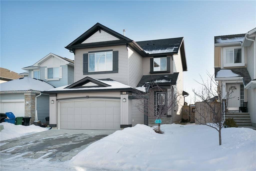 House for sale at 39 Brightonstone Gr Se New Brighton, Calgary Alberta - MLS: C4287801