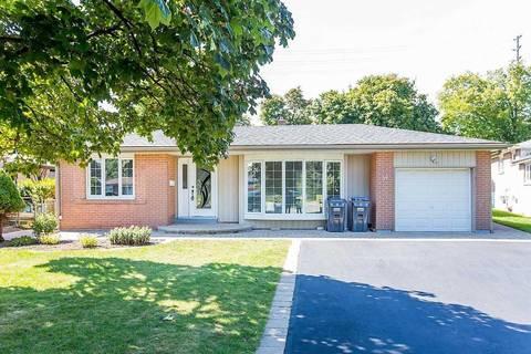 House for sale at 39 Burnham Cres Brampton Ontario - MLS: W4613595