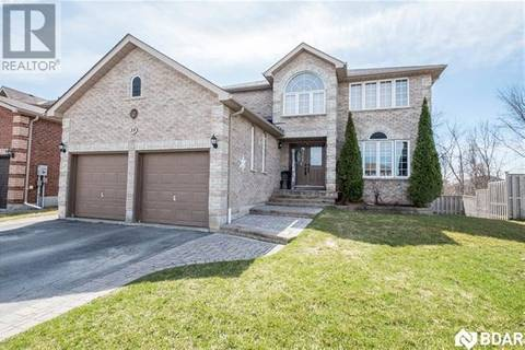 House for sale at 39 Carley Cres Barrie Ontario - MLS: 30734684