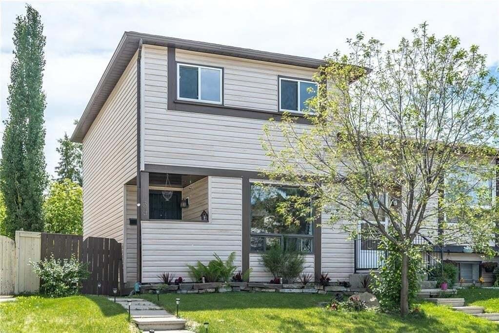 Townhouse for sale at 39 Cedardale Rd SW Cedarbrae, Calgary Alberta - MLS: C4303615