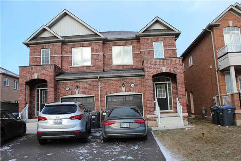 Townhouse for rent at 39 Crumlin Cres Brampton Ontario - MLS: W4649658