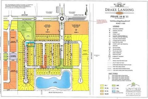 Residential property for sale at 39 Drake Landing  Okotoks Alberta - MLS: C4267448