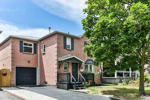 House for sale at 39 Empringham Dr Toronto Ontario - MLS: E4519209