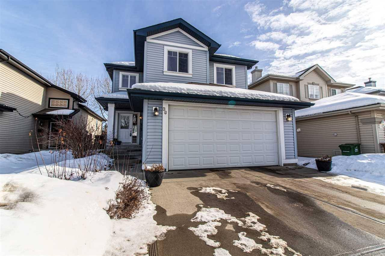 House for sale at 39 English Wy St. Albert Alberta - MLS: E4190962