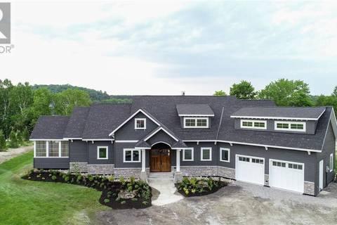 House for sale at 39 Europe Ln Huntsville Ontario - MLS: 184515