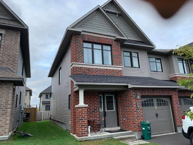 Townhouse for rent at 39 Fallengale Cres Ottawa Ontario - MLS: 1170695