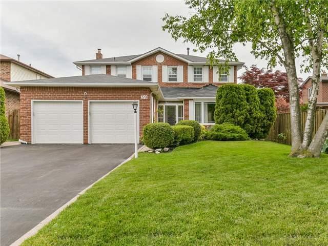 House for sale at 39 Farrow Crescent AJAX Ontario - MLS: E4235874