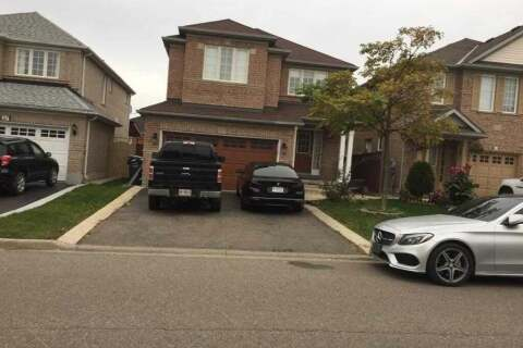 House for rent at 39 Feather Reed Wy Brampton Ontario - MLS: W4958475