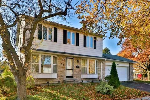 House for sale at 39 Fluellen Dr Toronto Ontario - MLS: E4626056