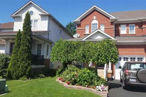 Townhouse for sale at 39 Fordwich Blvd Brampton Ontario - MLS: W4810279