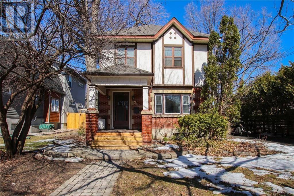 House for sale at 39 Geneva St Ottawa Ontario - MLS: 1187414