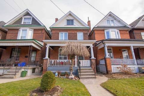 House for sale at 39 Gladstone Ave Hamilton Ontario - MLS: X4672514