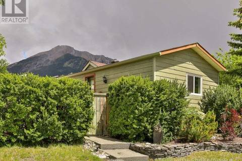 House for sale at 39 Grotto Wy Canmore Alberta - MLS: 50056