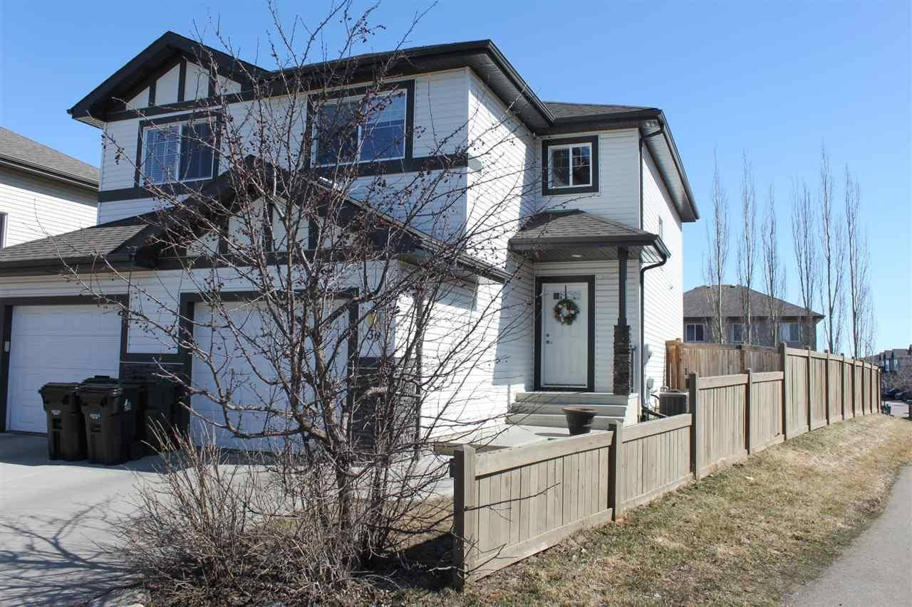 Townhouse for sale at 39 Hartwick Ct Spruce Grove Alberta - MLS: E4191956