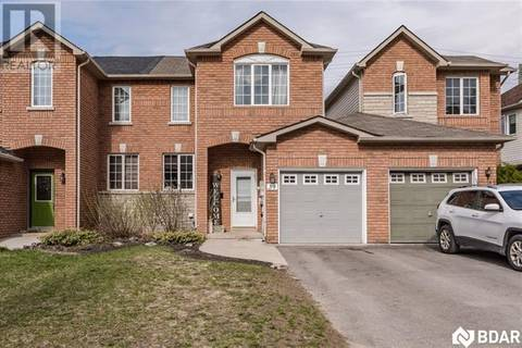 Townhouse for sale at 39 Hawthorne Cres Barrie Ontario - MLS: 30732133