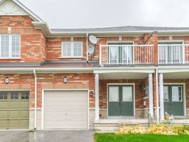 House for sale at 39 Heartview Road Brampton Ontario - MLS: W4294285
