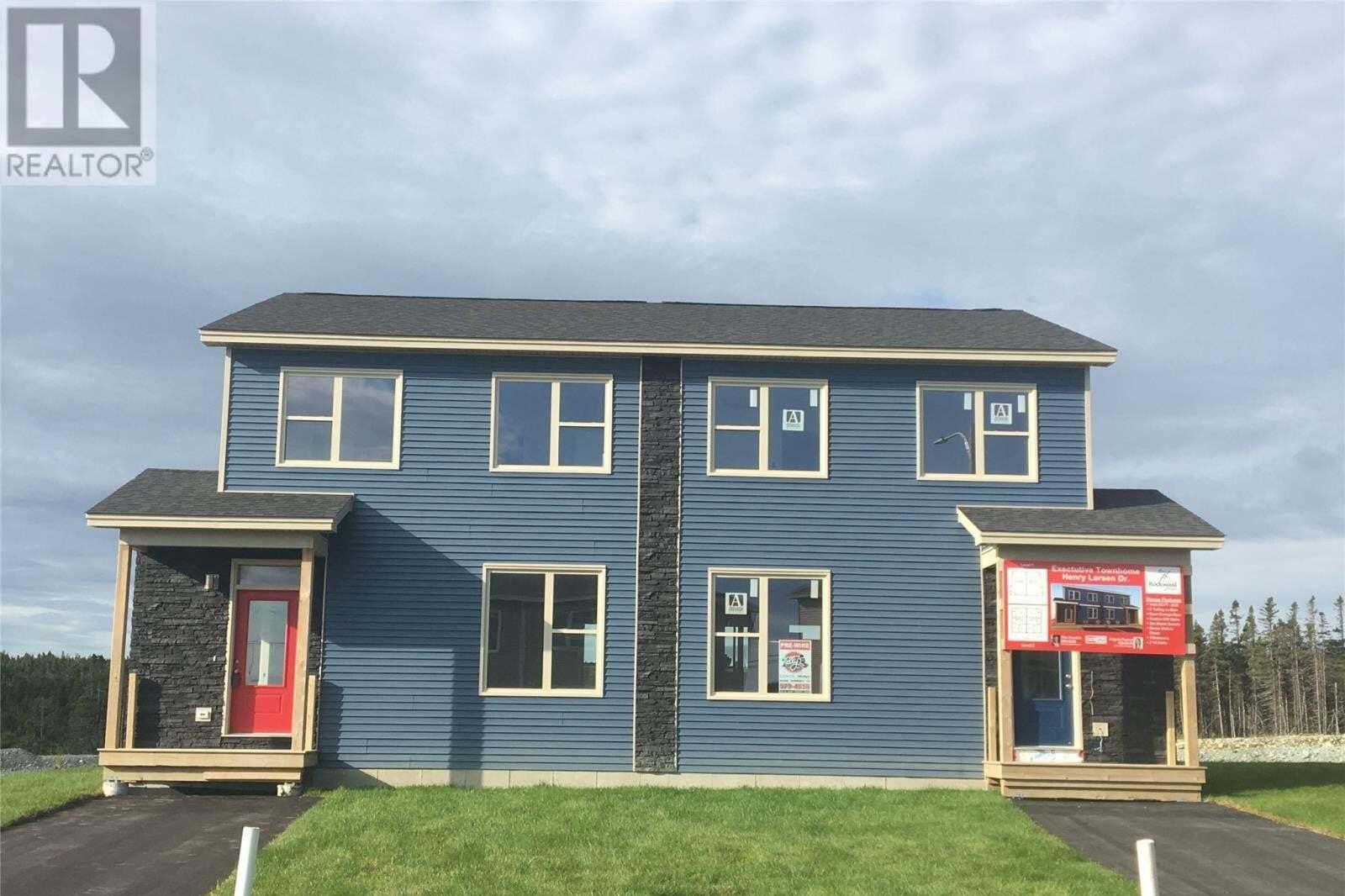 House for sale at 39 Henry Larsen St St.john's Newfoundland - MLS: 1185671