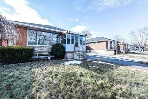 House for sale at 39 Hobden Pl Toronto Ontario - MLS: W4698825