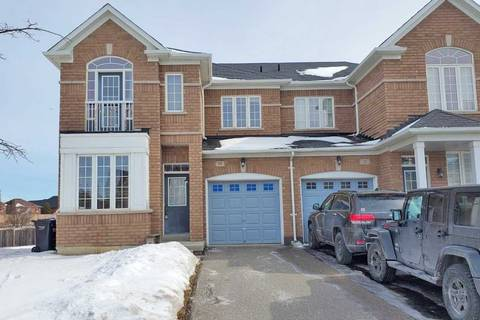 Townhouse for rent at 39 Iceland Poppy Tr Brampton Ontario - MLS: W4693911