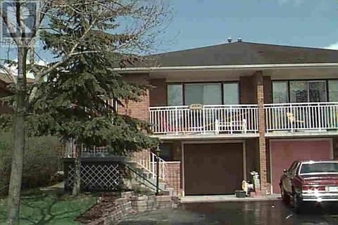 Townhouse for sale at 39 Jellicoe Cres Brampton Ontario - MLS: W4444503