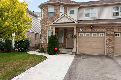 Townhouse for sale at 39 Jessop Dr Brampton Ontario - MLS: W4544349