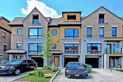 Townhouse for sale at 39 Kenneth Wood Cres Toronto Ontario - MLS: C4775077