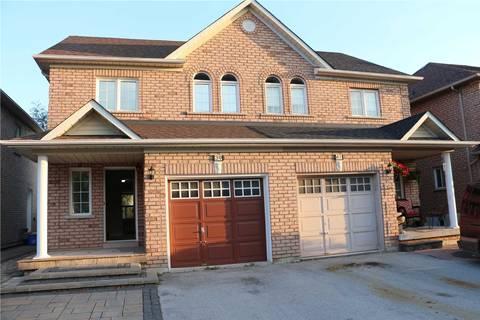 Townhouse for rent at 39 La Pinta St Vaughan Ontario - MLS: N4488999