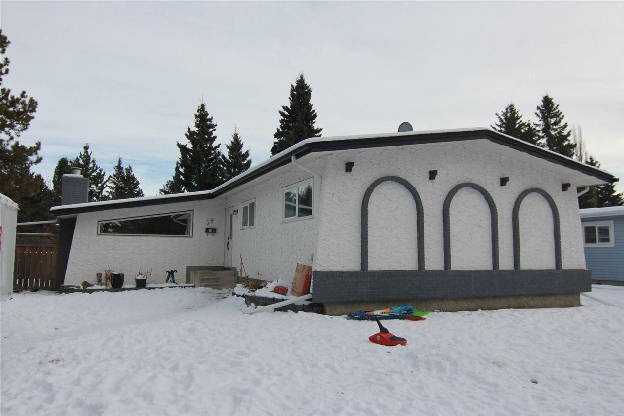 House for sale at 39 Labelle Cr St. Albert Alberta - MLS: E4223951