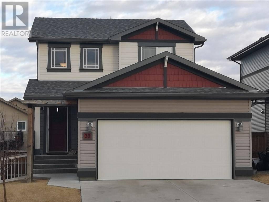 House for sale at 39 Lasalle Rd W Lethbridge Alberta - MLS: ld0188448
