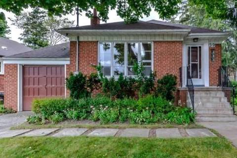 House for rent at 39 Laurelcrest Ave Toronto Ontario - MLS: C4667083