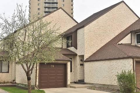 Townhouse for sale at 39 Laverendrye Wy Regina Saskatchewan - MLS: SK771901