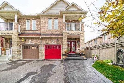 Townhouse for sale at 39 Lesabre Cres Brampton Ontario - MLS: W4960031