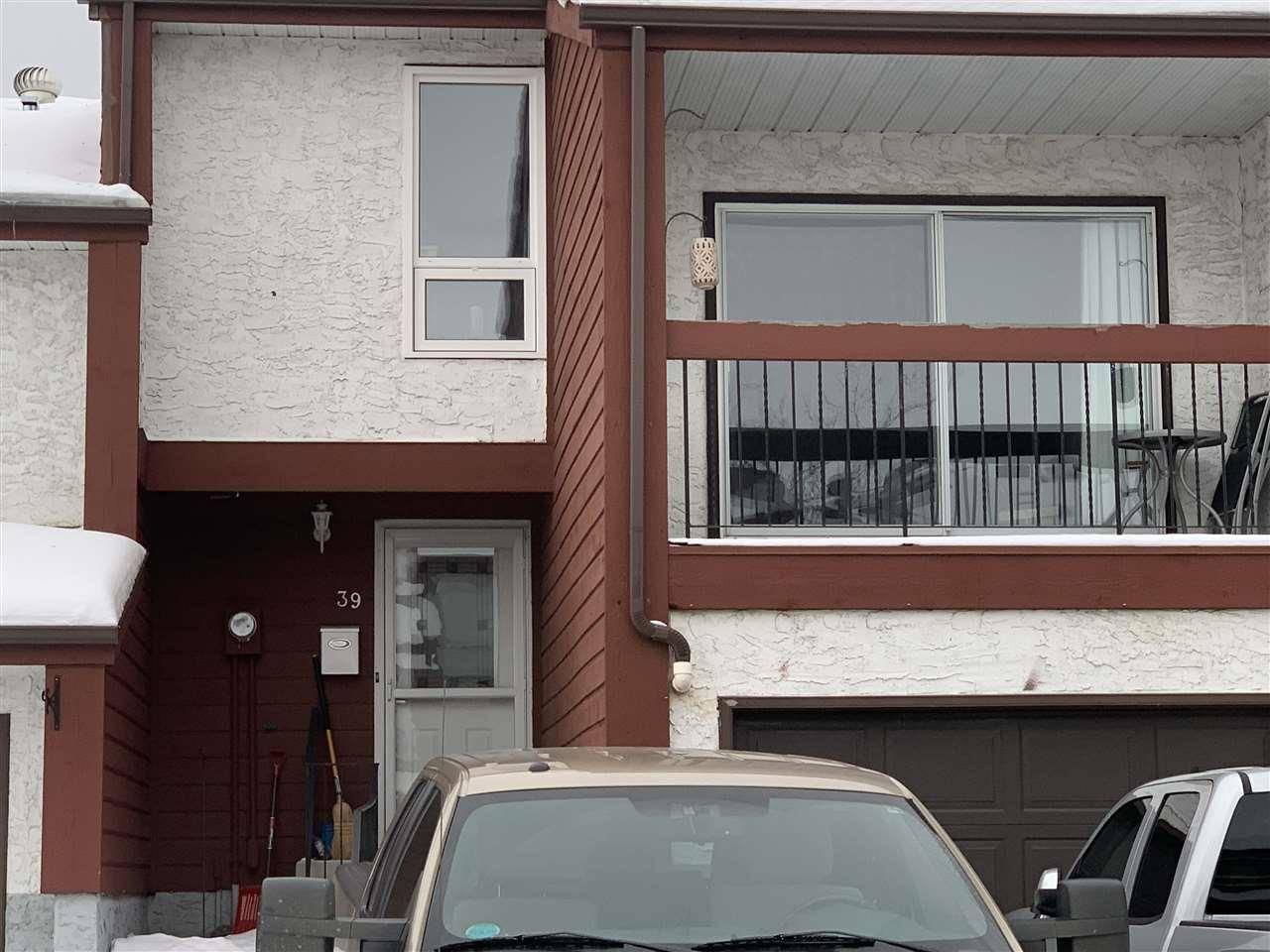Townhouse for sale at 39 Lorelei Cs Nw Edmonton Alberta - MLS: E4186595