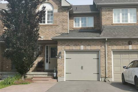 Townhouse for rent at 39 Mccreary Tr Caledon Ontario - MLS: W4492190