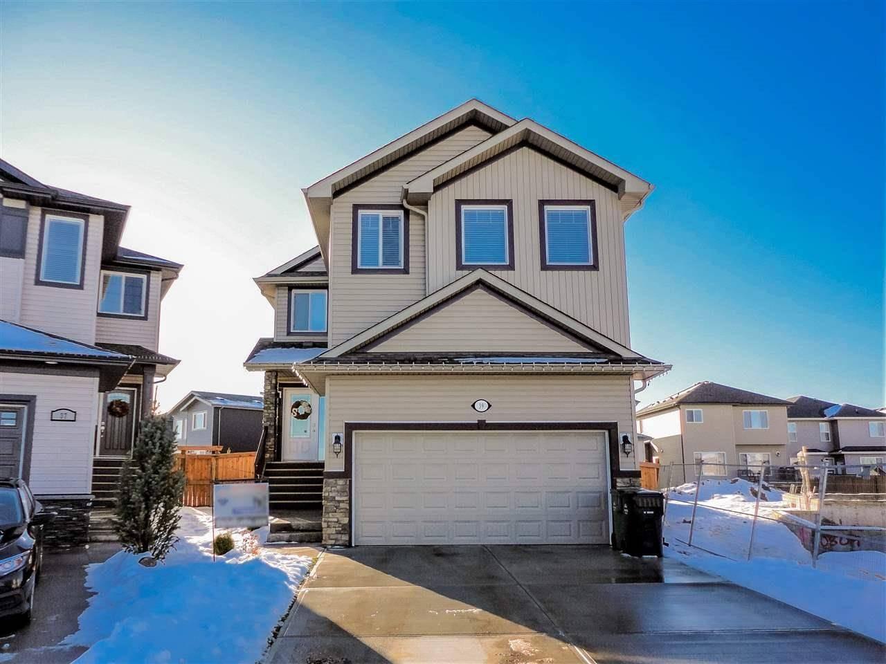 House for sale at 39 Moberg Cs Leduc Alberta - MLS: E4167016