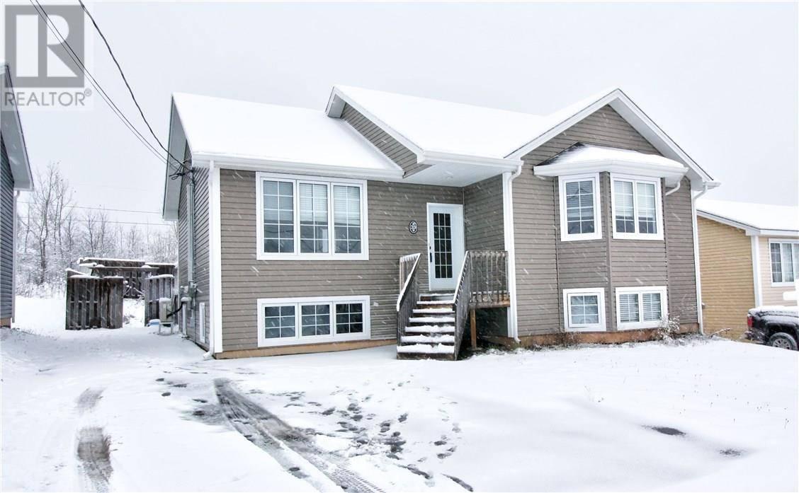 House for sale at 39 Monique  Moncton New Brunswick - MLS: M126259