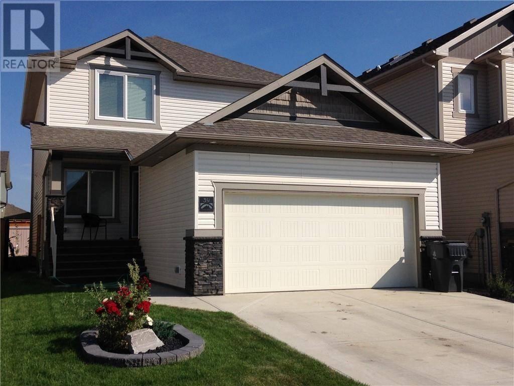 House for sale at 39 Moonlight Blvd W Lethbridge Alberta - MLS: ld0185117