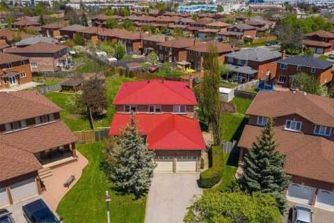 House for sale at 39 Nada Cres Vaughan Ontario - MLS: N4769577