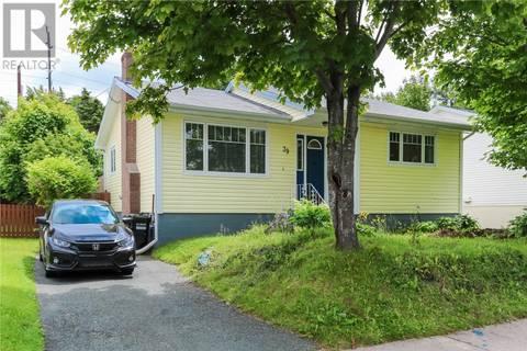 House for sale at 39 Neptune Rd St.john's Newfoundland - MLS: 1199459